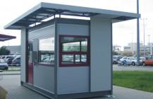 Kiosks and pavilions