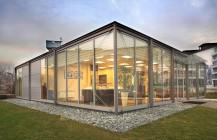Modular pavilions